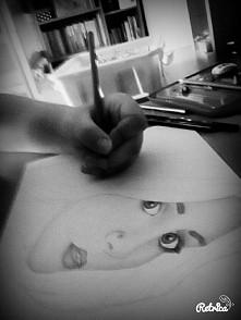 Rysujemy, rysujemy..