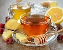 Imbir na odchudzanie ?  Herbatka z imbiru ma właściwości wzmacniające, przeci...