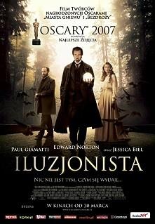 """""""Iluzjonista"""" - teraz uświadomiłam sobie, że oglądałam ten film z 8 lat temu :-) Wczoraj ponownie go oglądałam i kolejny raz byłam nim zachwycona. Kto nie oglądał, nie..."""