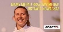 Fantastyczna Oktawia Nowacka :-)