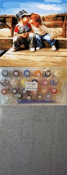 Malowanie po numerkach Obra...