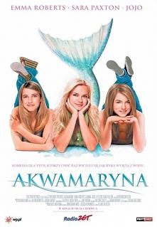 Akwamaryna- Dwie dwunastolatki znajdują w basenie syrenę, która dostała się t...