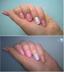 Semilac 047 Pink Peach Milk...