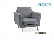 Fotel z oparcie i podłokiet...