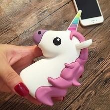 Niezwykły powerbank unicorn