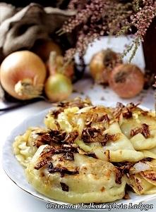 PIEROGI Z MIĘSEM ( + najlepsze ciasto na pierogi! ) /kliknij w zdjęcie/