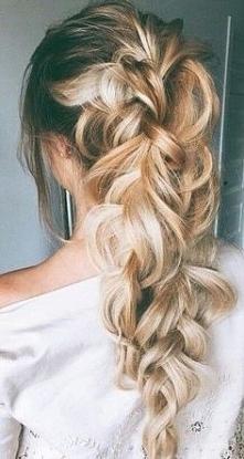 Fryzury Na Długie Włosy Warkocze Na Moda3 Zszywkapl