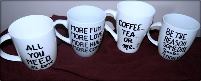 Handy Mug! Kubki ręcznie malowane  zapraszają na fb!