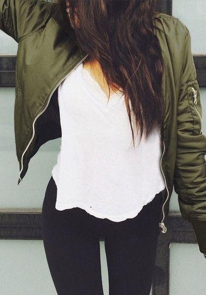 Piękna jest ta kurtka *.*