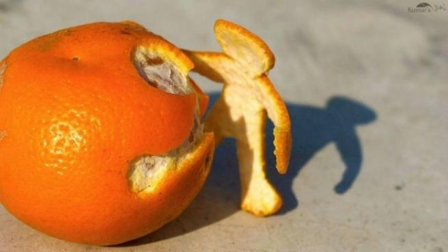 Pomarańcze, mandarynki, limonki i cytryny — spożywamy to wszystko po obraniu ze skórki. Następnie skórki z cytrusów lądują w koszu na śmieci. Nie spieszcie się — zamiast je wyrzucać, można z nich zrobić wiele pożytecznych rzeczy, zaczynając od środka czyszczącego, a kończąc na scrubie do ciała.