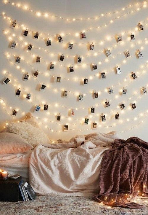 świetny Pomysł Na Pustą ścianę W Sypialni Na Wnętrza Zszywkapl