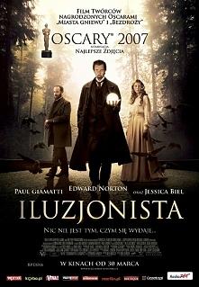 Iluzjonista(2006)  Wiedeń u progu XX w. Syn rzemieślnika, iluzjonista Eisenhe...