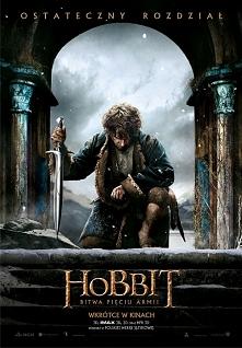 Hobbit: Bitwa Pięciu Armii(2014)  Krasnoludy z Ereboru odzyskują ojczyznę, śc...