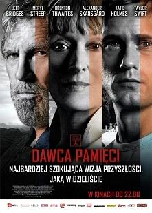 Dawca pamięci(2014) W pozornie idealnym świecie przyszłości nastoletni Jonas ...