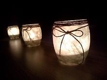 Lampiony z papieru ryżowego