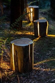 Może niekoniecznie wnętrze, ale dla odmiany świetne rozwiązanie do ogrodu, je...