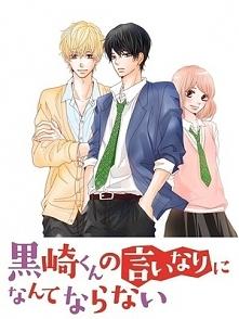 Manga:  Kurosaki-kun no Iinari ni Nante Naranai Yuu to zwykła dziewczyna zdet...