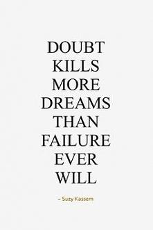 Stop pondering. Take a chance.
