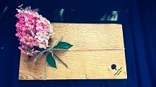 Deska kuchenna Wykonanie ręczne, drewno dąb.