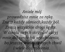 Aniele mój.......