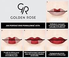 Jak prawidłowo malować usta ?