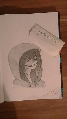Jeff z creepypasta ^.^  <3