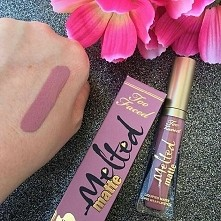 To faced matte :))  Kolorek...
