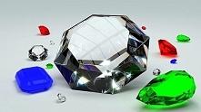 DIAMENT - ZNACZY NIEPOKONANY Symbolizuje mądrość i miłość, jest także symbole...