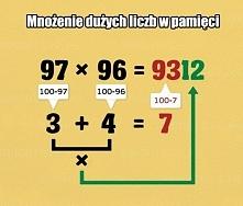 Trik matematyczny ;)