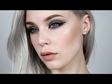 Emerald Eyes with Metallic Gold Liner ▽ Makeup Tutorial