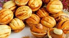 Ciasteczka orzeszki  Przepi...