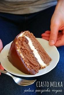Ciasto Milka Składniki na b...