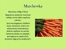 marchew - wlasciwosci