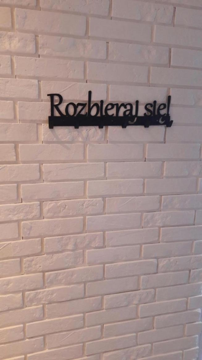 Wieszak na ubrania Rozbieraj się art-steel.pl