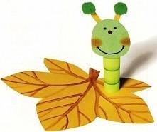 Jesienny robaczek