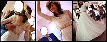 rustykalna suknia ślubna-sprzedam