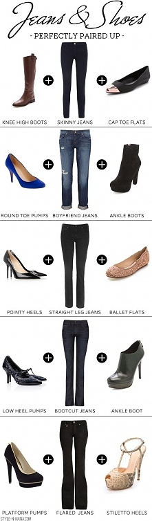 Jeans & shoes! <3