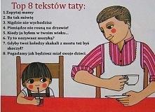 Teksty taty:)