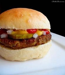 Domowy Hamburger jak z McDonald's