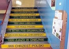 takie schody powinny być w każdej szkole