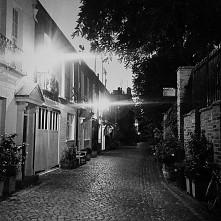 Śliczna uliczka w Londynie