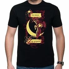 Koszulka Gra o tron - As high as honor - House Arryn, męska i damska