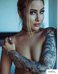 ładny tatuaz:)