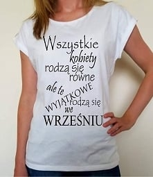 Zapraszam do zakupu koszulek z Twoim napisem :)