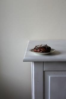 jednoporcjowe ciastko bananowe na śniadanie -> klik w zdjęcie po przepis