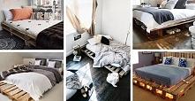 10 łóżek z palet, które wpr...