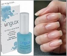 Naturalne paznokcie zapuszczone dzięki odżywce do paznokci. :)