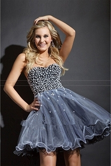 Ball Gown Princess Sweethea...