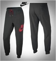 ciemnoszare  dresowe spodnie NIKE zainteresowanym podam link gdzie mozna kupic