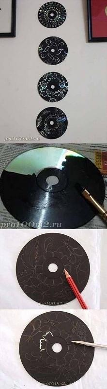 piękna płyta CD